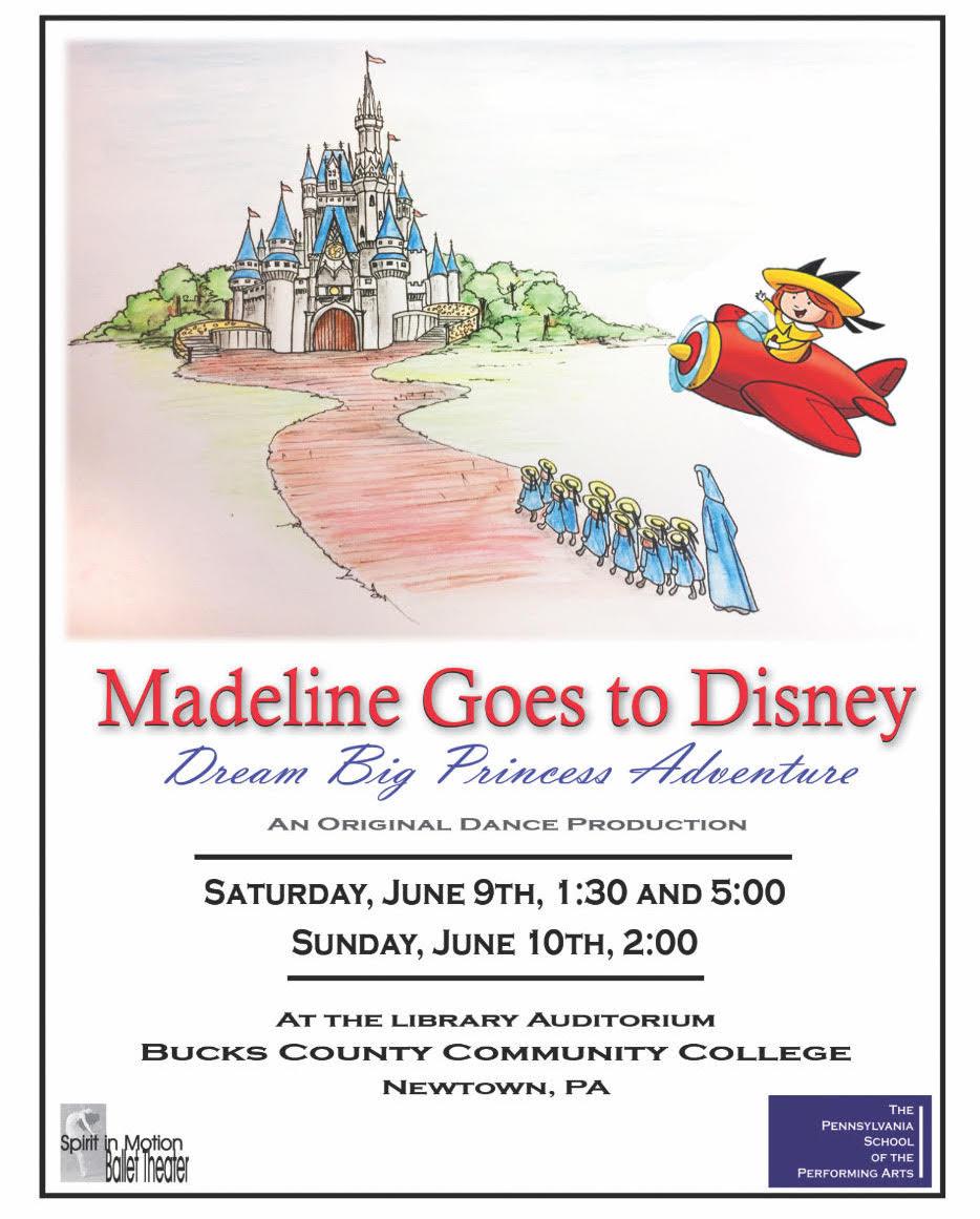 madeline  dream  big princess 3-20-2018