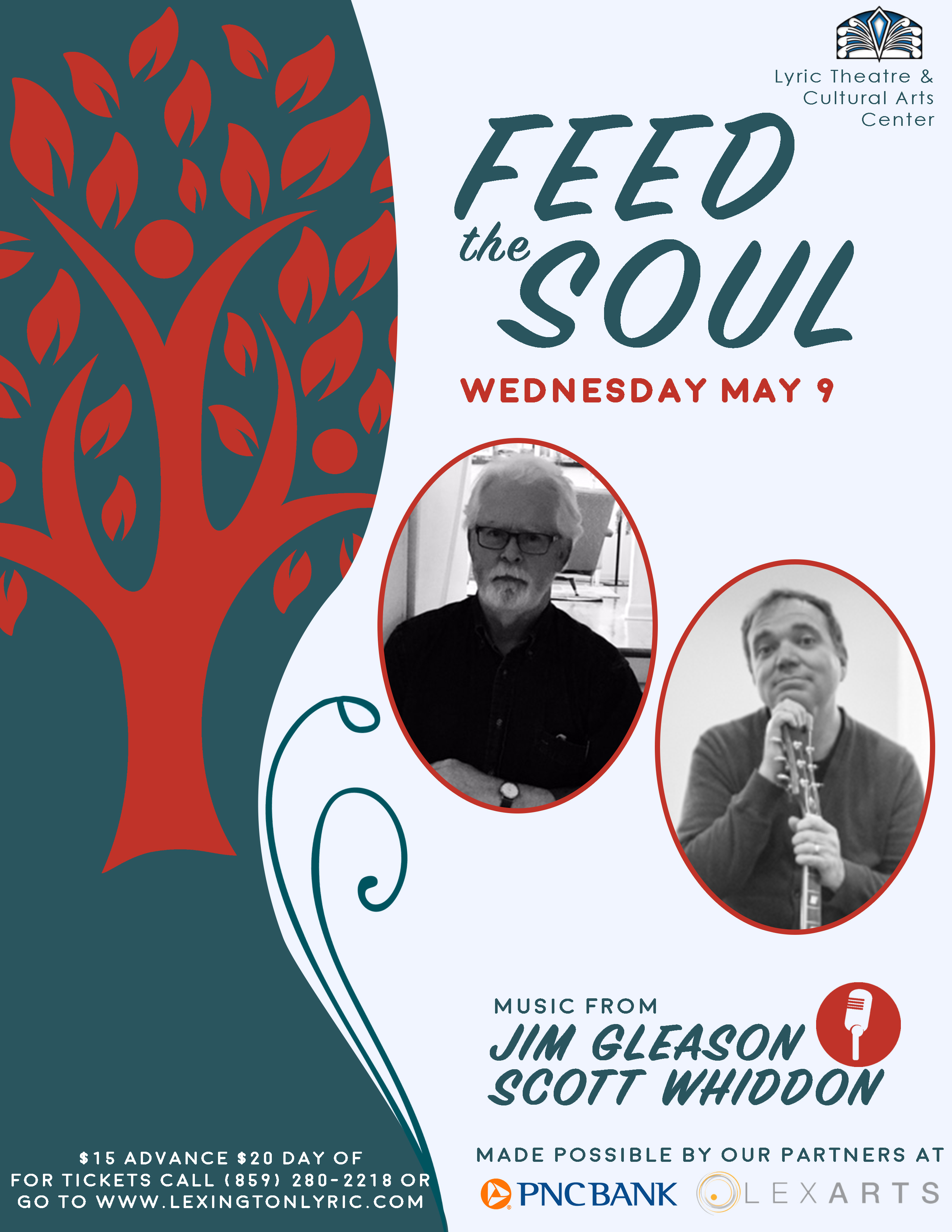 feed the soul jim and scott