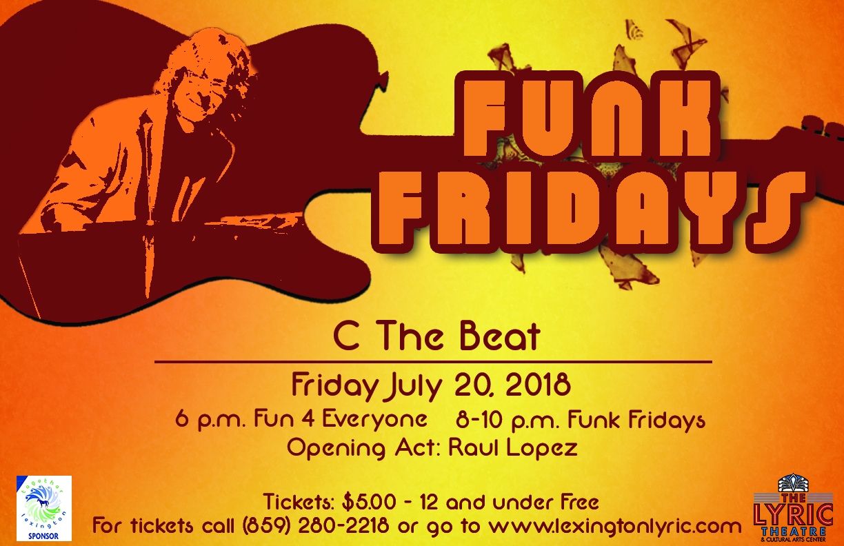 funk fridays c the beat