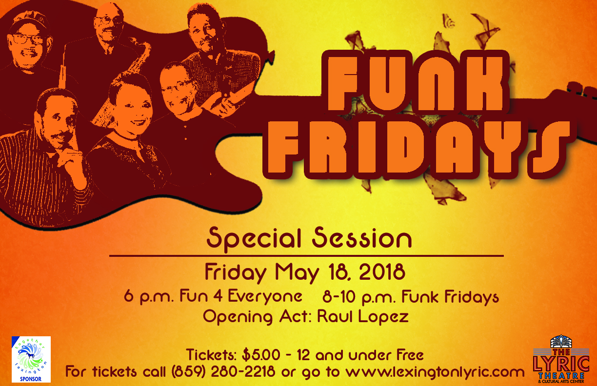 funk fridays special session