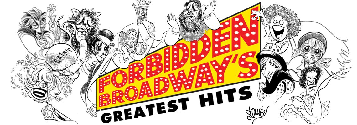 FORBIDDEN BROADWAY GREATEST HITS: VOL 1