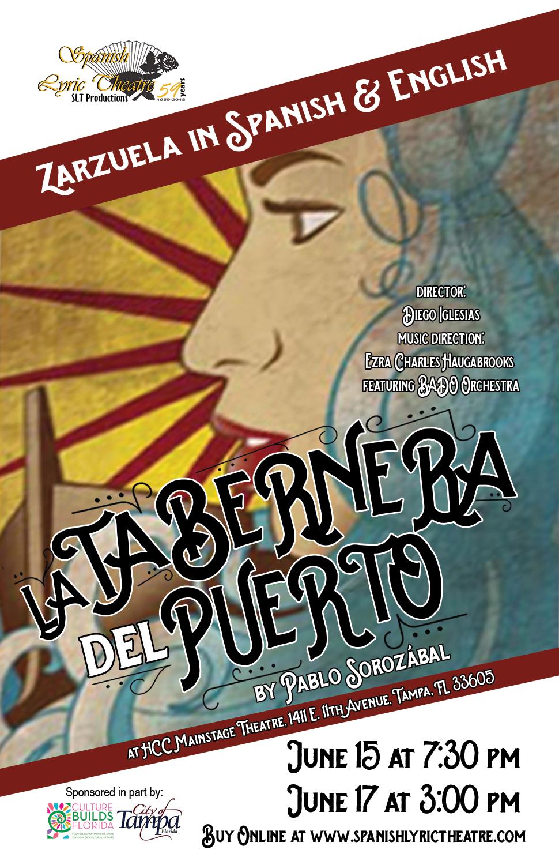 Ticket Sales - La Tabernera del Puerto at Hillborough