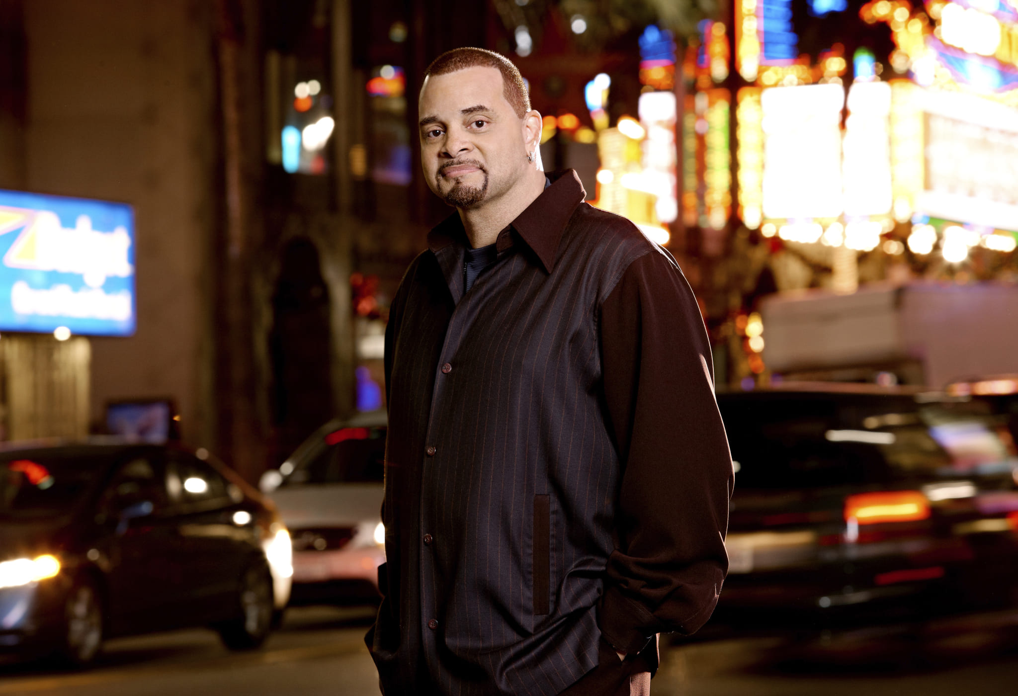 Ticket Sales - Sinbad at Tower Theatre for the Performing