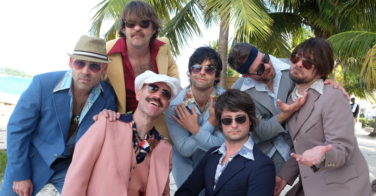 Yacht Rock Revue - Headliner for Summit Rocks '17