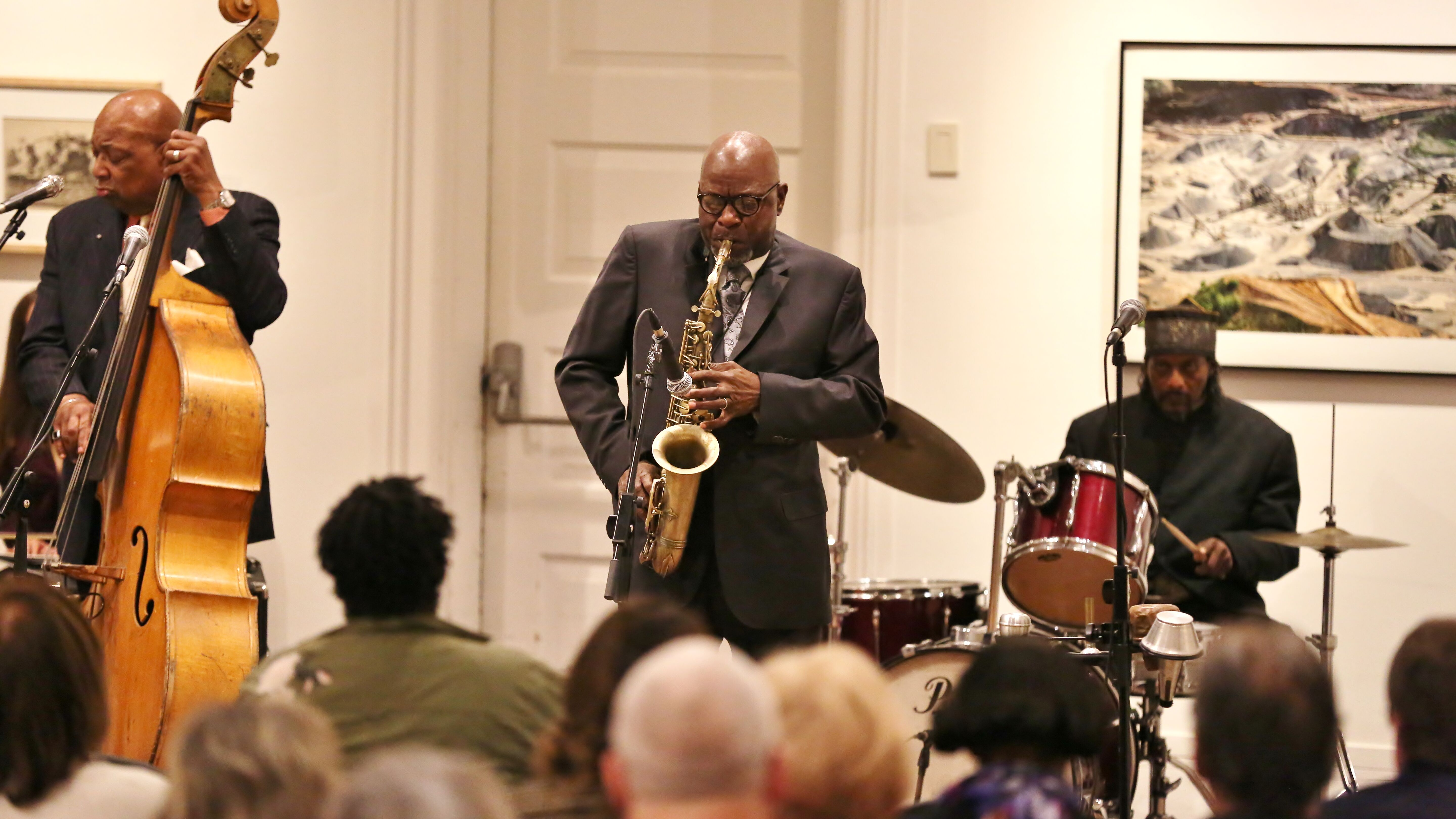 Music at Woodmere - Music of B.B. King and Muddy Waters - Session 1 Image